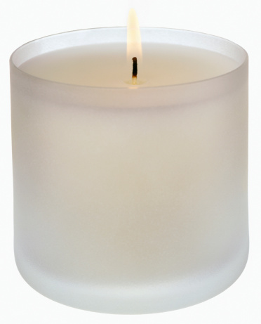 Candle「candle cut out on white」:スマホ壁紙(9)