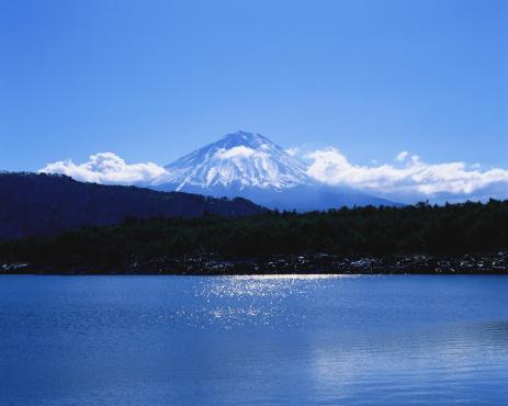 富士山「Mt Fuji, Japan」:スマホ壁紙(18)