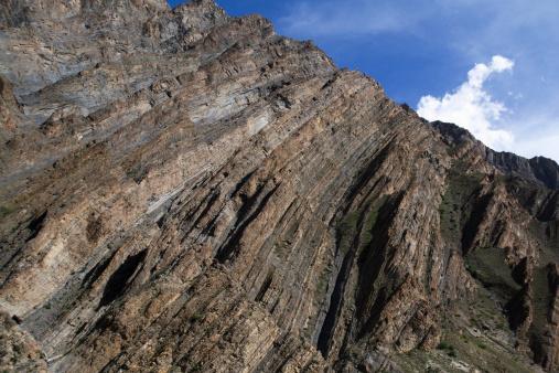 Himachal Pradesh「Stratified Earth crust」:スマホ壁紙(9)