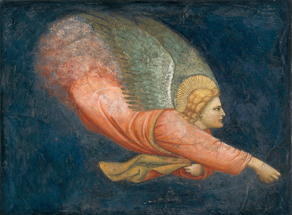 Angel「Two Angels. Creator: North Italian Painter (First Quarter 14Th Century).」:写真・画像(15)[壁紙.com]