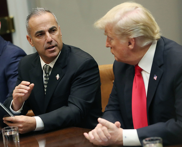 Florida - US State「President Trump Attends Discussion On Federal Commission On School Safety Report」:写真・画像(1)[壁紙.com]