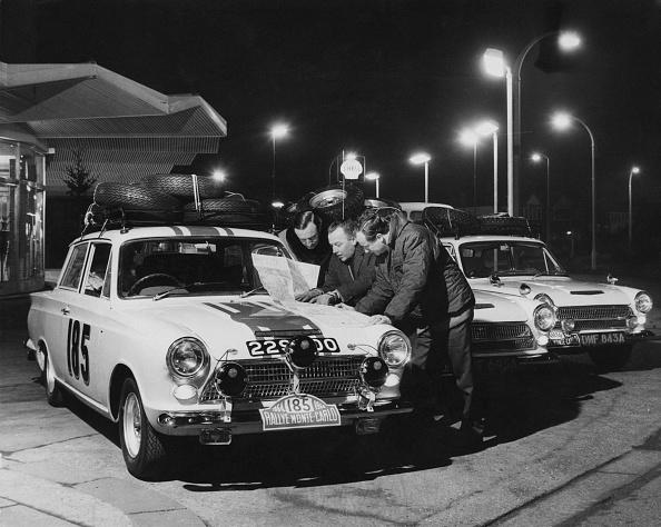 Auto Racing「Monte Carlo Rally」:写真・画像(13)[壁紙.com]