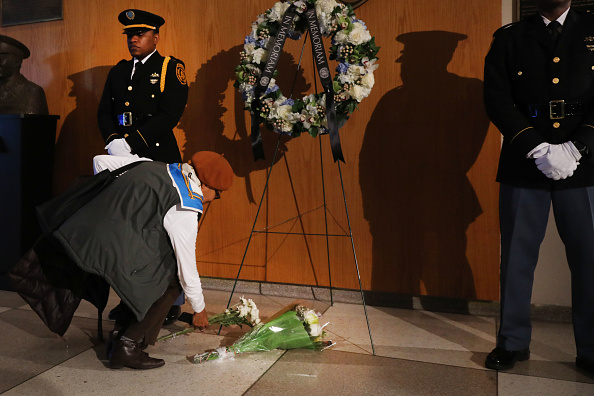 United Nations Building「United Nations Holds Wreath Laying Ceremony For Fallen Personnel Aboard Ethiopian Airlines Crash」:写真・画像(3)[壁紙.com]