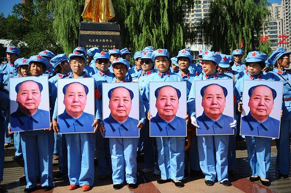 Respect「China Commemorates Former Leader Mao Zedong」:写真・画像(6)[壁紙.com]