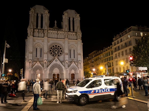 The Knife「Nice Church Terrorist Attack Aftermath」:写真・画像(0)[壁紙.com]