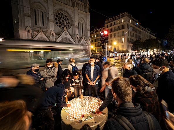 バシリカ「Nice Church Terrorist Attack Aftermath」:写真・画像(12)[壁紙.com]