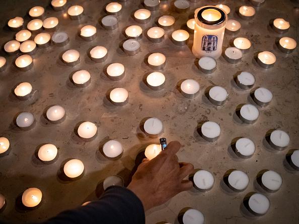 The Knife「Nice Church Terrorist Attack Aftermath」:写真・画像(2)[壁紙.com]