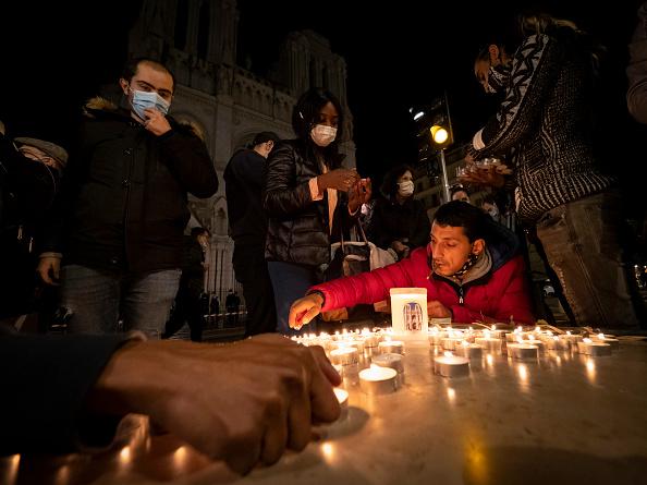 The Knife「Nice Church Terrorist Attack Aftermath」:写真・画像(6)[壁紙.com]