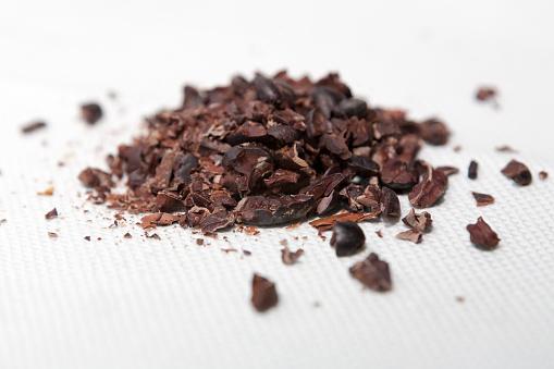 ココア「Cocoa nibs」:スマホ壁紙(17)
