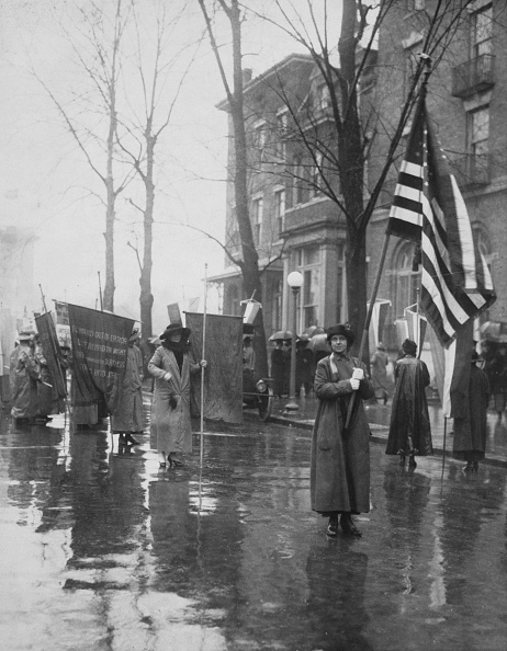 Political Party「Eleanor B. Arrison at the Head of The Parade」:写真・画像(17)[壁紙.com]