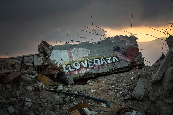 Gaza Strip「Life In Gaza Almost A Year After The 2014 Conflict With Israel」:写真・画像(6)[壁紙.com]
