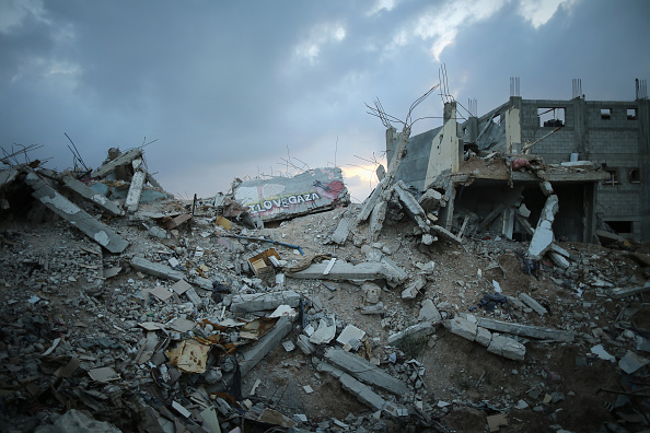 Heap「Life In Gaza Almost A Year After The 2014 Conflict With Israel」:写真・画像(2)[壁紙.com]