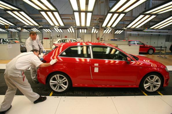 Ingolstadt「New Audi A3 Production」:写真・画像(13)[壁紙.com]