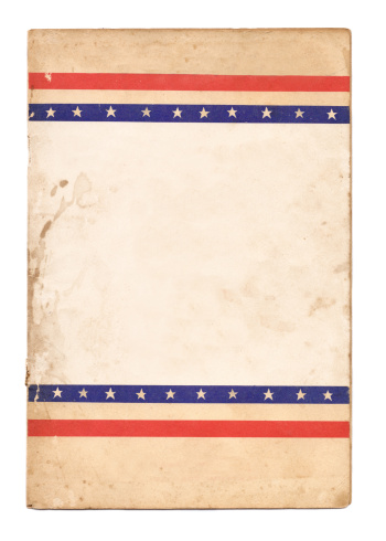 Election「Election poster with stars and stripes」:スマホ壁紙(10)