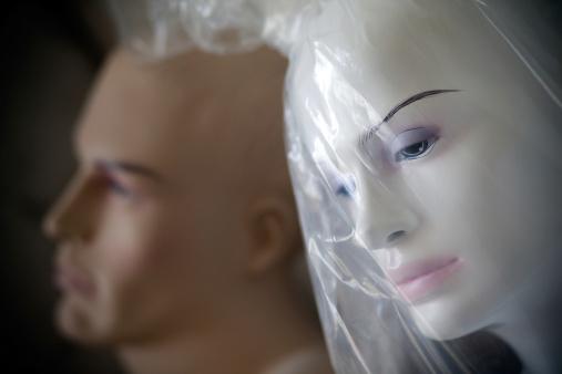 女性モデル「雌および雄 mannequins」:スマホ壁紙(18)
