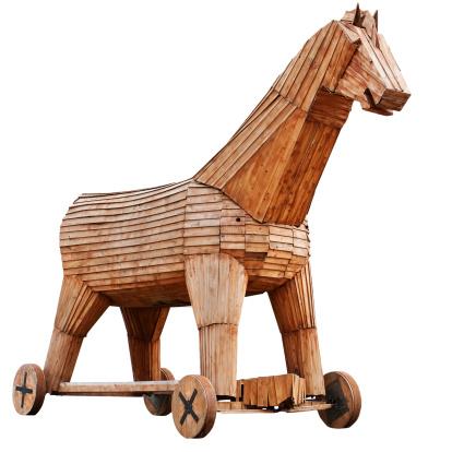 Horse「Troy horse」:スマホ壁紙(3)