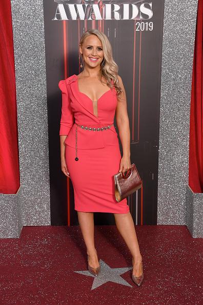 Gold Purse「The British Soap Awards 2019 - Red Carpet Arrivals」:写真・画像(13)[壁紙.com]