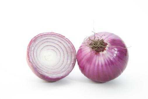 Onion「Red Onion cut in half」:スマホ壁紙(12)
