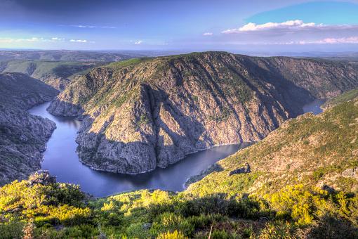 Camino De Santiago「Ribeira Sacra (Sil River Canyons)」:スマホ壁紙(6)