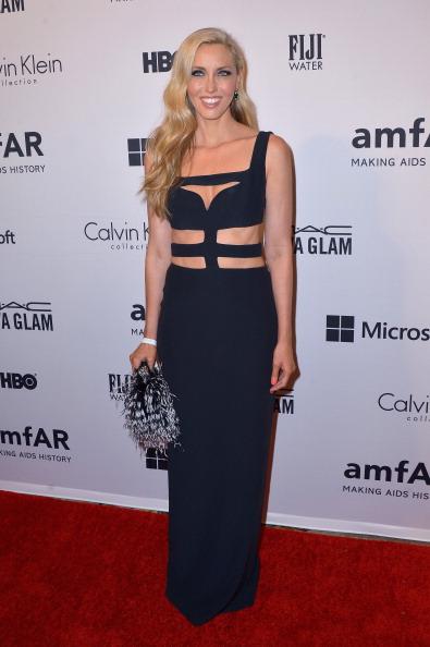 Cut Out Dress「amfAR Inspiration Gala New York 2014 - Arrivals」:写真・画像(19)[壁紙.com]
