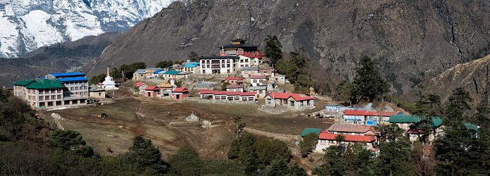 Khumbu「Nepal, Himalaya, Khumbu, Tengboche」:スマホ壁紙(10)