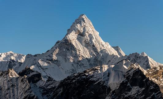 Khumbu「Nepal, Himalaya, Khumbu, Everest region, Ama Dablam」:スマホ壁紙(19)