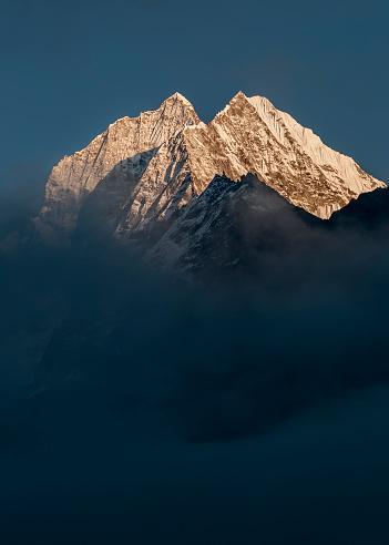 Khumbu「Nepal, Himalaya, Solo Khumbu, Kongde Ri」:スマホ壁紙(9)