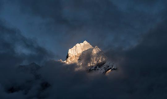 Ama Dablam「Nepal, Himalaya, Khumbu, Ama Dablam」:スマホ壁紙(7)