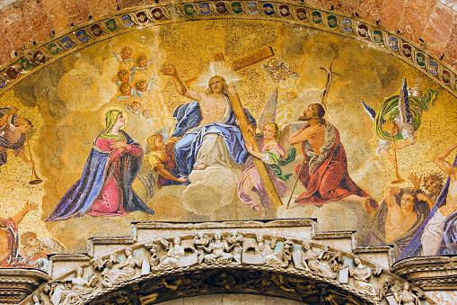 Hell「Last Judgment Mosaic on the Basilica of San Marco」:スマホ壁紙(0)