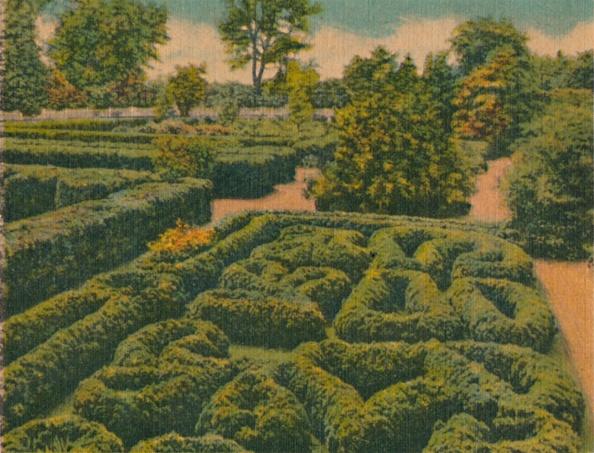 Lithograph「The Flower Garden」:写真・画像(5)[壁紙.com]
