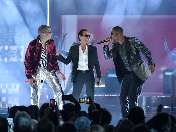 MGM Grand Garden Arena「The 19th Annual Latin GRAMMY Awards  - Show」:写真・画像(6)[壁紙.com]