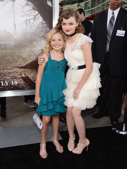 "Black Color「Premiere Of Warner Bros. ""The Conjuring"" - Arrivals」:写真・画像(10)[壁紙.com]"