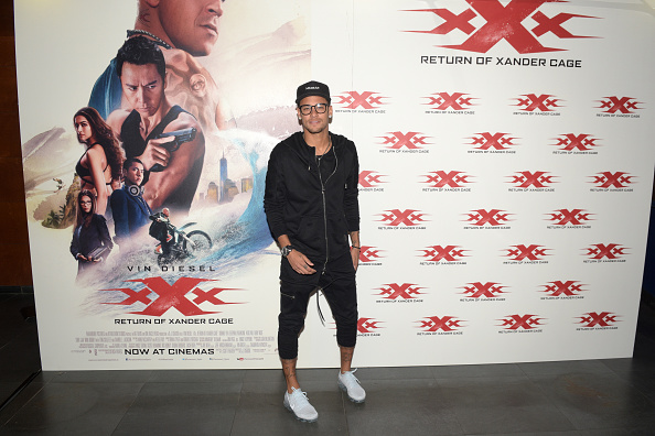 ネイマール「Paramount Pictures 'xXx: Return of Xander Cage' - Barcelona Screening」:写真・画像(18)[壁紙.com]
