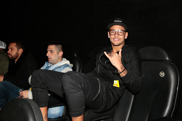 Neymar da Silva「Paramount Pictures 'xXx: Return of Xander Cage' - Barcelona Screening」:写真・画像(9)[壁紙.com]