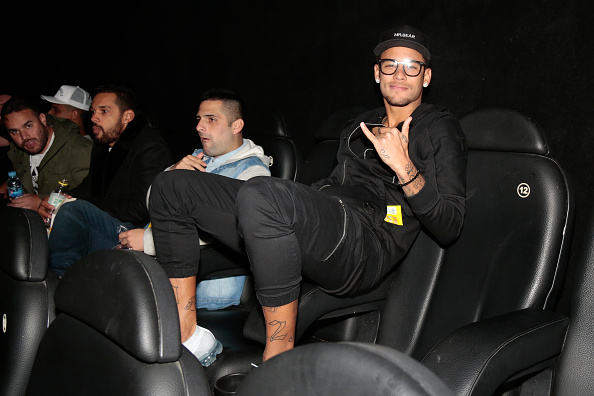 Neymar da Silva「Paramount Pictures 'xXx: Return of Xander Cage' - Barcelona Screening」:写真・画像(8)[壁紙.com]