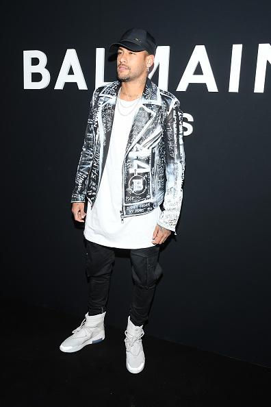 Neymar da Silva「Balmain Homme : Front Row - Paris Fashion Week - Menswear F/W 2019-2020」:写真・画像(15)[壁紙.com]