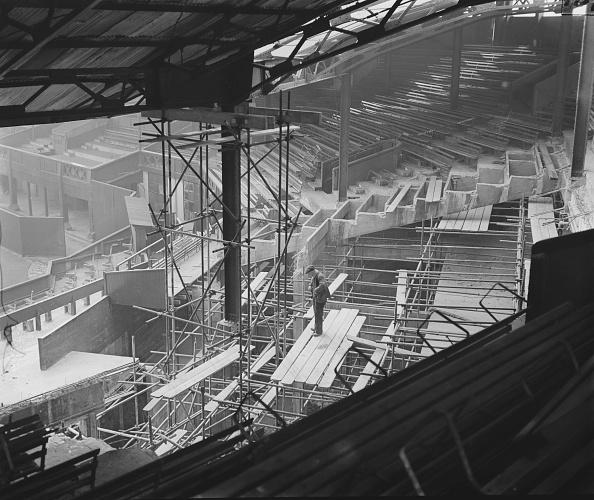 Rebuilding「Wimbledon Centre Court」:写真・画像(5)[壁紙.com]