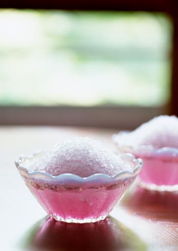 かき氷「Strawberry flavored shaved ice」:スマホ壁紙(12)