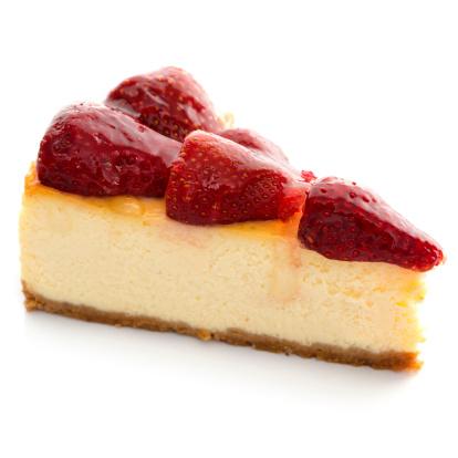 Dessert「Strawberry cheesecake」:スマホ壁紙(4)