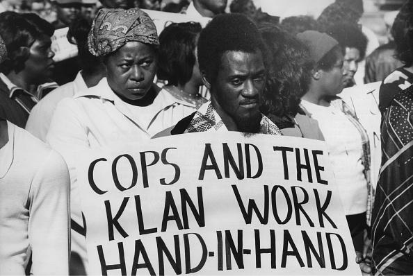 Afro「Ku Klux Klan」:写真・画像(4)[壁紙.com]