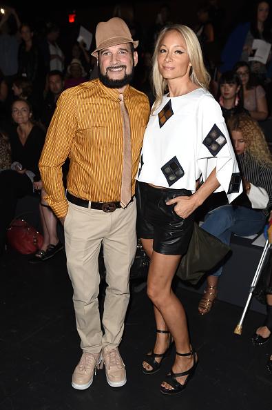 Black Shorts「Naeem Khan - Front Row - September 2016 - New York Fashion Week: The Shows」:写真・画像(6)[壁紙.com]