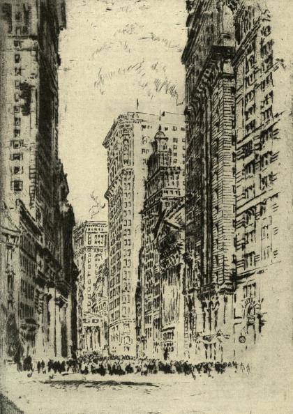 Skyscraper「New York City -」:写真・画像(1)[壁紙.com]
