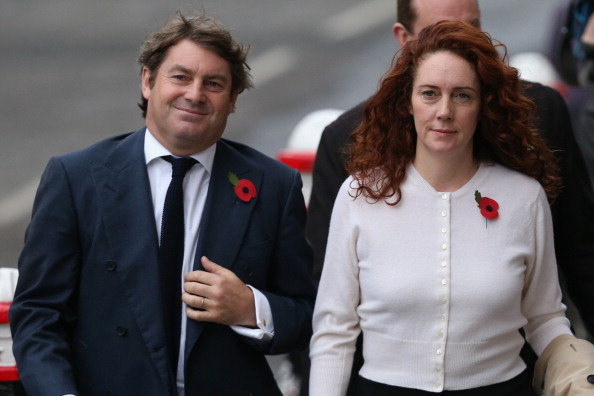 Publication「Rebekah Brooks And Andy Coulson On Trial Over Charges Of Phone Hacking」:写真・画像(14)[壁紙.com]