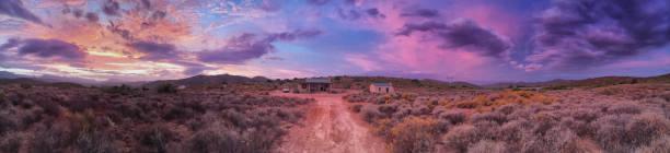 Klein Karoo Farm House Sunset:スマホ壁紙(壁紙.com)