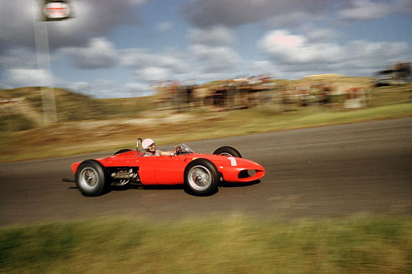 Grand Prix Motor Racing「Hill In Holland」:写真・画像(9)[壁紙.com]