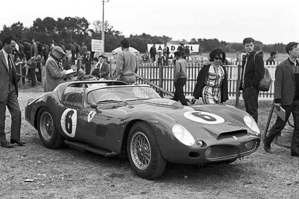 Light Micrograph「Phil Hill, Olivier Gendebien, 24 Hours Of Le Mans」:写真・画像(17)[壁紙.com]