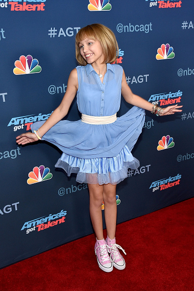 グレイス・ベンダーワール「'America's Got Talent' Season 11 Live Show - Arrivals」:写真・画像(11)[壁紙.com]