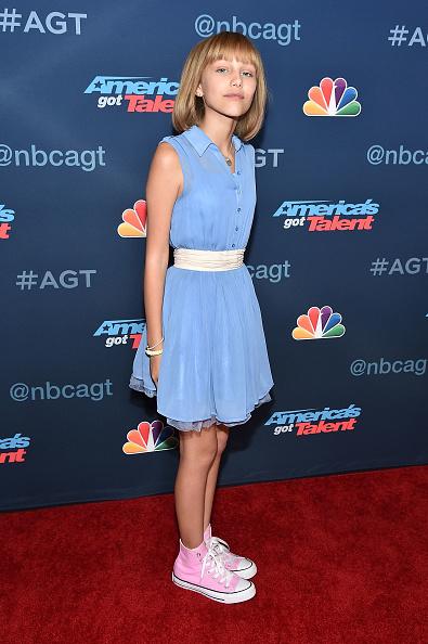 グレイス・ベンダーワール「'America's Got Talent' Season 11 Live Show - Arrivals」:写真・画像(13)[壁紙.com]