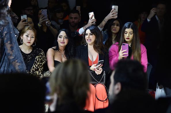 ニューヨークファッションウィーク「Afffair - Front Row - February 2019 - New York Fashion Week: The Shows」:写真・画像(8)[壁紙.com]