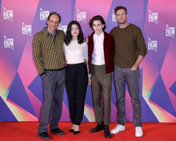 "Call Me by Your Name「""Call Me By Your Name"" Photocall - 61st BFI London Film Festival」:写真・画像(10)[壁紙.com]"
